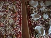 Pizza saumon pizza thon
