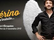 Spectacle Vérino s'installe chez