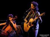 Diane Cluck avec Isabel Castellvi) Centre Culturel Jacques Franck Saint Gilles, 2014