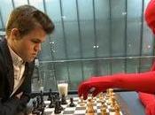 Norvège Magnus Carlsen échecs
