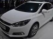 Chevrolet Cruze 2016: génération