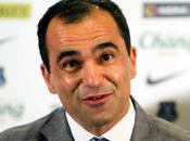 Mercato-Everton Martinez répond rumeurs l'envoyant Tottenham