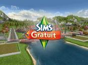 Sims Gratuit iPhone bout course encore...