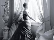 Swan robe exceptionnelle Charles James