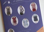 Livre Blouses, jupes pantalons modèles base leurs variantes coudre