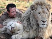 joue football avec lions