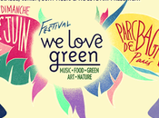 Love Green, musique vert SBTRKT, Little Dragon Parc Bagatelle