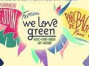 Love Green, musique vert SBTRKT, Little Dragon Parc Bagatelle