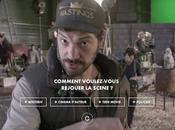 L'Ours Jouez réalisateur prenez contrôle Canal+