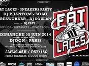 LACES SNEAKERS PARTY 08/06 @Paris [Soirée]