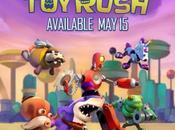 Rush disponible iPhone