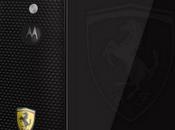 Motorola Moto édition Ferrari Mexique