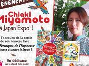 Chiaki Miyamoto Japan Expo