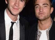 Vanity Fair Armani Party Robert Pattinson