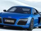 Audi LMX: après sabres laser, phares laser