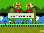 film Forrest Gump version vidéo 8-Bits