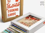 Cooking cards
