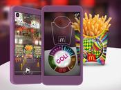 L'application Donalds pour Coupe Monde