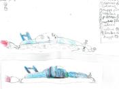 jeune auvergnat lauréat d'un concours dessin pour Mans Auto