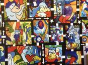 "Galerie LEFOR OPENO exposition TANIA LLINARES belle vie"""