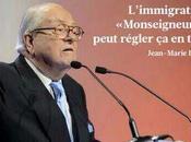 déclarations Jean-Marie dans sonnent comme funeste rappel origines Front National