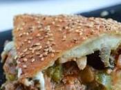 Tourte burger