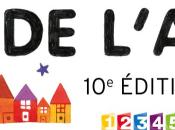 Découvrez mots l'année 2014 rendez-vous 10ème Festival Charité-sur-Loire, Juin