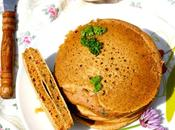 Pancakes crème coco herbes (vegan)