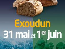 pain dans Grande Guerre juin 2014 Exoudun (79)
