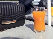 Sun, Apricot Juice Lake