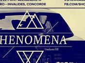 places Phenomena avec Tube Berger, Kolombo, Synapson, Fahy Sanchez Paranos dj's Showcase (Paris)