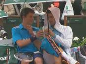 Novak Djokovic s'essaye pétanque