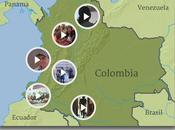 Colombie espoir paix enjeux humanitaires