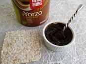 tartinade diététique l'orge torréfiée konjac seulement calories (sans sucre beurre)