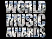 World Music Awards palmarès complet catégorie