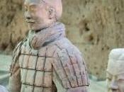 Xian armée soldats terre cuite mais seulement