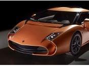 Zagato Lamborghini s'unissent pour créer monstre
