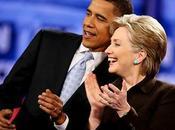 ETATS-UNIS. Présidentielle 2016: quand Clinton déjeune secrètement avec Obama