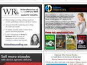 publicité Éditions Dédicaces publiée dans magazine Daily Show couvre nouvelles BookExpo America