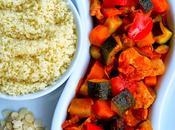 Recette couscous marocain poulet plat complet léger