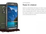 Samsung Galaxy Active chez AT&T