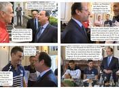 Hollande soigne bleus clairefontaine