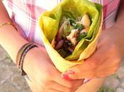 Tortilla façon street food