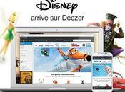 Découvrez l'application Disney Deezer