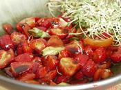 Tartare fraises tomates KKVKVK#56