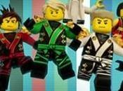 Nouvelle bande-annonce pour LEGO Ninjago Nindroids
