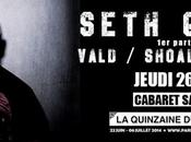 Seth Gueko Cabaret Sauvage (2*2 places gagner)