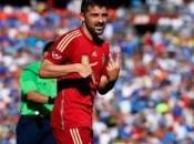 L'Espagne s'en sort grâce Villa