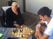 Échecs tennis, stratégie Djokovic