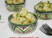 Salade pomme terre marocaine